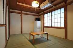 専有部の様子。(201号室)(2012-03-09,専有部,ROOM,2F)