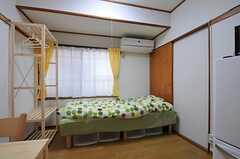 専有部の様子。(203号室)(2012-03-09,専有部,ROOM,2F)