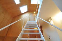 階段の様子。(2011-06-14,共用部,OTHER,2F)