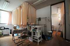 ドミトリーの様子2。(101号室)(2013-06-18,専有部,ROOM,1F)