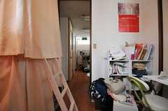 ドミトリーの様子4。(101号室)(2013-06-18,専有部,ROOM,1F)