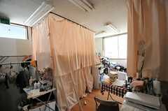 ドミトリーの様子5。(101号室)(2013-06-18,専有部,ROOM,1F)