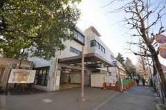 東京メトロ丸ノ内線・東高円寺駅の様子。(2009-03-02,共用部,ENVIRONMENT,1F)