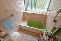 バスルームの様子。(2019-10-24,共用部,BATH,1F)