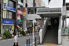 各線・荻窪駅の様子。(2019-10-24,共用部,ENVIRONMENT,1F)