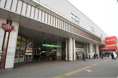 各線・荻窪駅の様子。(2014-02-03,共用部,ENVIRONMENT,1F)