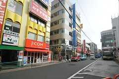 各線・荻窪駅前の様子。(2014-02-03,共用部,ENVIRONMENT,1F)