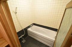 バスルームの様子。(2015-02-05,共用部,BATH,1F)
