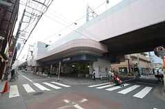 東武伊勢崎線・東向島駅の様子。(2015-07-30,共用部,ENVIRONMENT,1F)