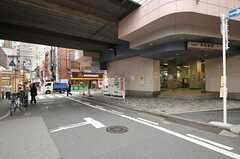 東武伊勢崎線・東向島駅の様子。(2011-12-06,共用部,ENVIRONMENT,1F)
