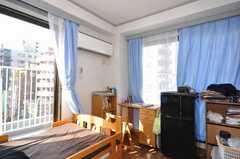 専有部の様子。(503号室)(2009-10-30,専有部,ROOM,5F)