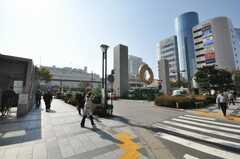 各線錦糸町駅の様子。(2009-10-30,共用部,ENVIRONMENT,1F)