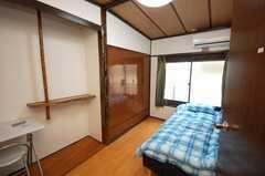 専有部の様子。(304号室)(2008-11-07,専有部,ROOM,3F)