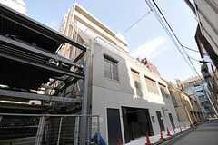 マンションの外観。3階がシェアハウスです。(2012-05-16,共用部,OUTLOOK,1F)