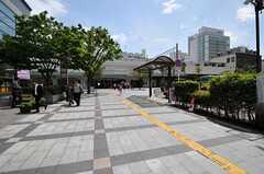 各線・錦糸町駅の様子。(2012-05-16,共用部,ENVIRONMENT,1F)