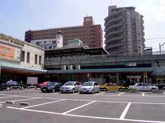 両国駅の様子。(2005-08-29,共用部,ENVIRONMENT,1F)