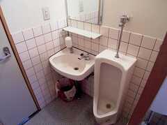 トイレの様子3。(2005-08-29,共用部,TOILET,2F)