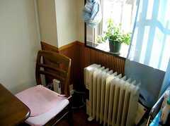 ラウンジの様子2。(2005-08-29,共用部,LIVINGROOM,3F)