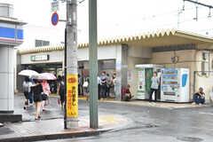 各線・鶯谷駅の様子。(2018-09-03,共用部,ENVIRONMENT,1F)