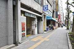 都営浅草線・蔵前駅までは徒歩1分。(2016-04-25,共用部,ENVIRONMENT,1F)