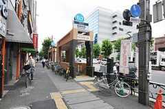 東京メトロ銀座線・稲荷町駅の様子。(2011-07-22,共用部,ENVIRONMENT,1F)