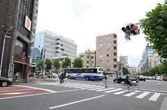 東京メトロ銀座線・稲荷町駅前の様子。(2011-07-22,共用部,ENVIRONMENT,1F)