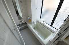 バスルームの様子。(2013-09-02,共用部,BATH,3F)