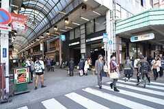 各線・浅草駅の様子。(2013-11-06,共用部,ENVIRONMENT,1F)