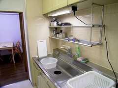 キッチン(2006-08-03,共用部,KITCHEN,4F)