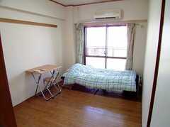 専有部の様子。(4021号室)(2006-08-03,専有部,ROOM,4F)