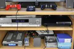 DVDがあります。 ※2015.10 追記:PS3は現在は設置されていないとのことです。(2010-02-18,共用部,LIVINGROOM,)