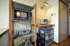 専有部の様子6。(414号室)(2010-02-18,専有部,ROOM,4F)