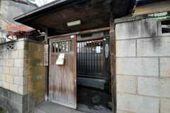 近所には正岡子規が住んでいた家があります。(2010-02-18,共用部,ENVIRONMENT,1F)