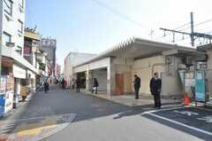 JR山手線鶯谷駅の様子。(2010-02-18,共用部,ENVIRONMENT,1F)