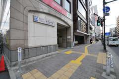 各線・新御徒町駅の様子。(2012-11-29,共用部,ENVIRONMENT,1F)