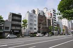 東京メトロ銀座線・稲荷町駅前の様子。(2011-05-20,共用部,ENVIRONMENT,1F)