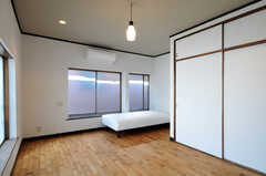 専有部の様子。(203号室)(2010-08-16,専有部,ROOM,2F)