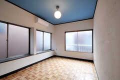 専有部の様子。(205号室)(2010-08-16,専有部,ROOM,2F)