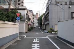 各線・浅草駅からシェアハウスへ向かう道の様子。(2010-08-16,共用部,ENVIRONMENT,1F)