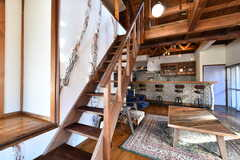 階段の様子。(2019-12-24,共用部,OTHER,2F)