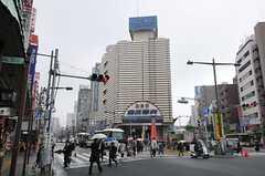 各線・浅草駅前の様子2。(2011-05-12,共用部,ENVIRONMENT,1F)