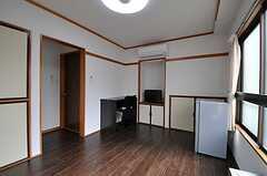 専有部の様子。(304号室)(2012-04-10,専有部,ROOM,3F)