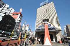 各線・浅草駅前の様子。(2011-02-03,共用部,ENVIRONMENT,1F)
