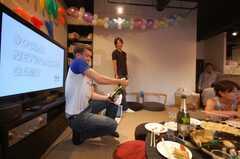 ジェイ・アムズコート浅草のパーティー写真