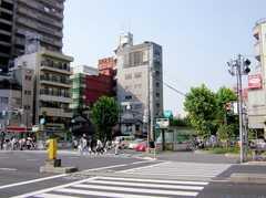 東京メトロ入谷駅の様子。(2006-09-27,共用部,ENVIRONMENT,1F)