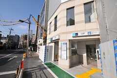 東京メトロ日比谷線・入谷駅の様子。(2011-01-11,共用部,ENVIRONMENT,1F)