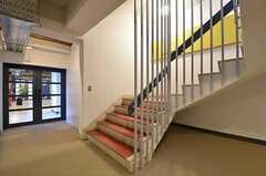 階段の様子。(2015-03-02,共用部,OTHER,1F)