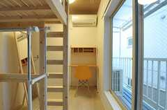 専有部の様子2。(202号室)(2012-04-03,専有部,ROOM,2F)