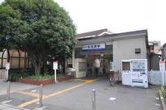 東武東上線・北池袋駅の様子。(2011-09-16,共用部,ENVIRONMENT,1F)