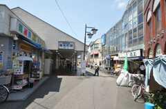 西武池袋線椎名町駅の様子。(2009-08-17,共用部,ENVIRONMENT,1F)